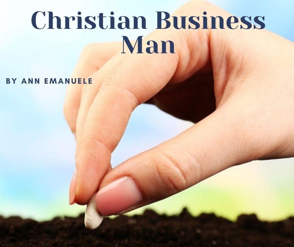 Christian Business Man